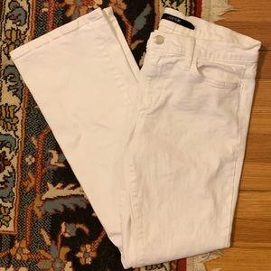 Joe's White Jeans
